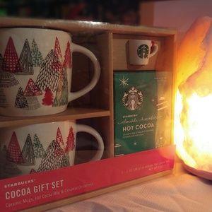 Starbucks Cocoa Set